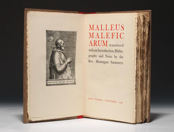 Melleus Malefficarum