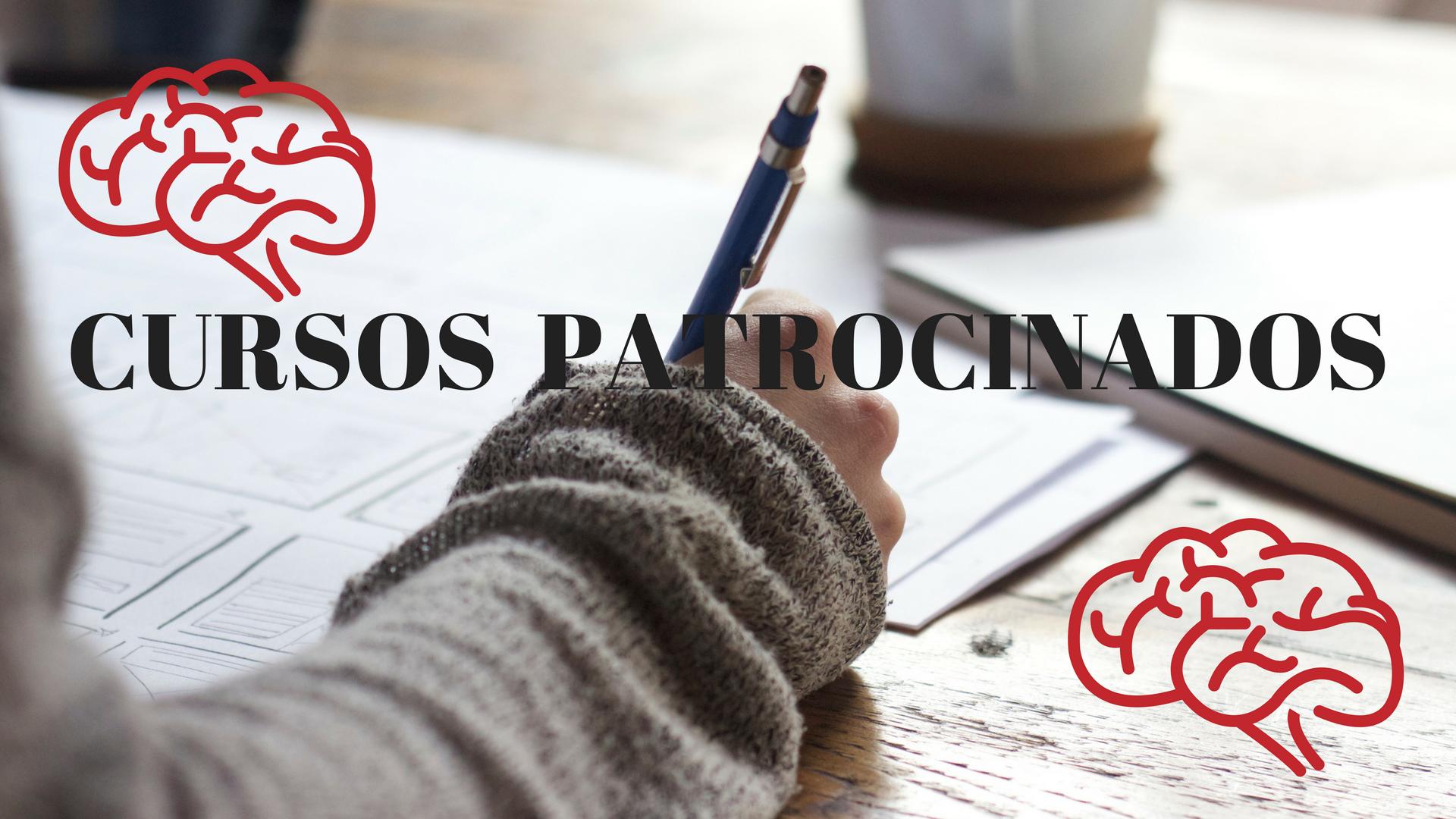 CURSOS PATROCINADOS
