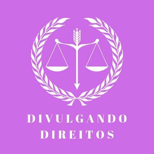 Logo de Divulgando Direitos Blog Elane Souza