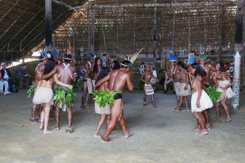 Povos indígenas da região Amazônica